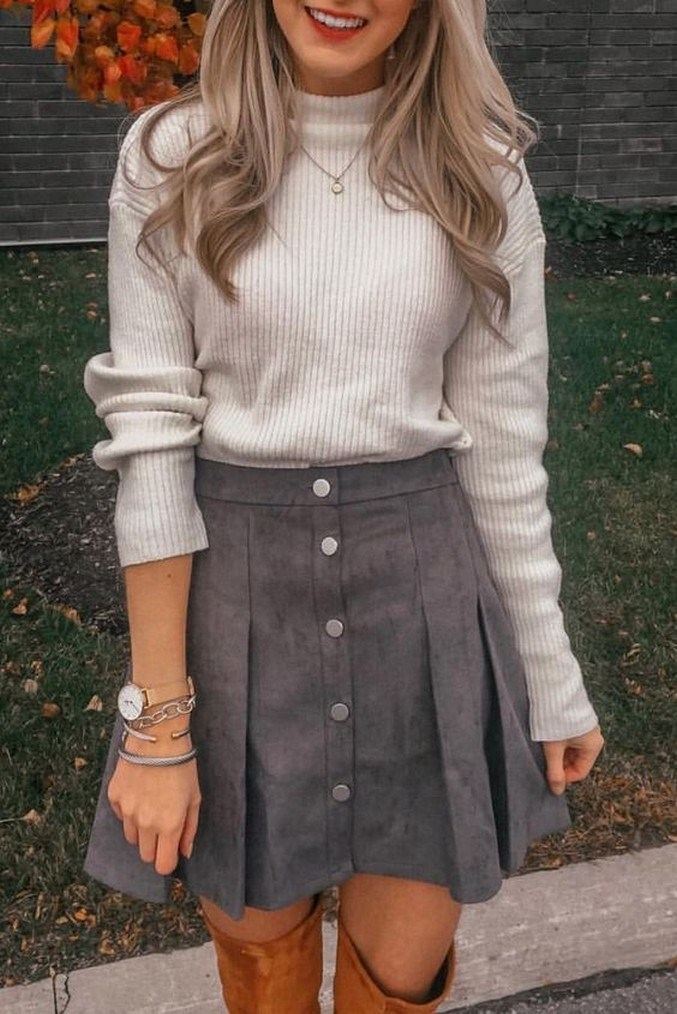 61+ best trendy outfits style ideas for beautiful teen girl 15