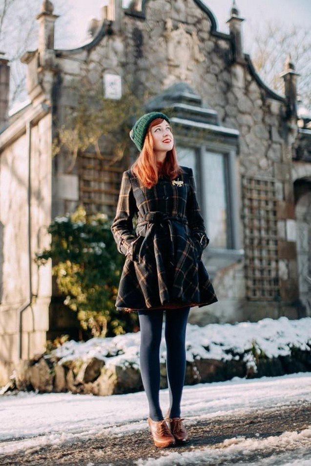 33+ cute winter fashion outfits 29