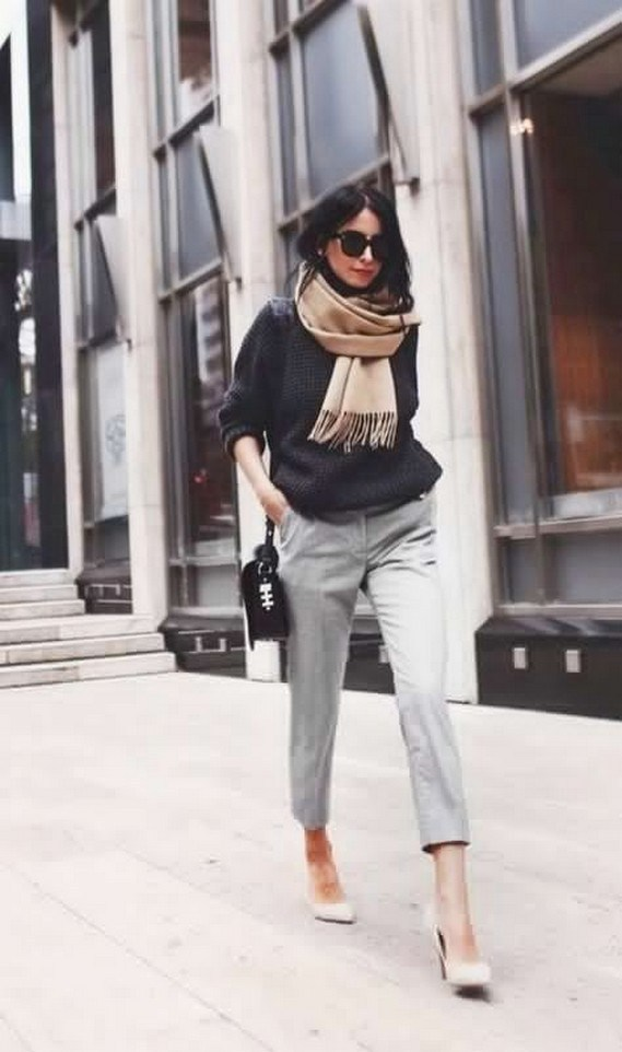 60+ the best work winter outfits ideas that make you more cool in this year 4