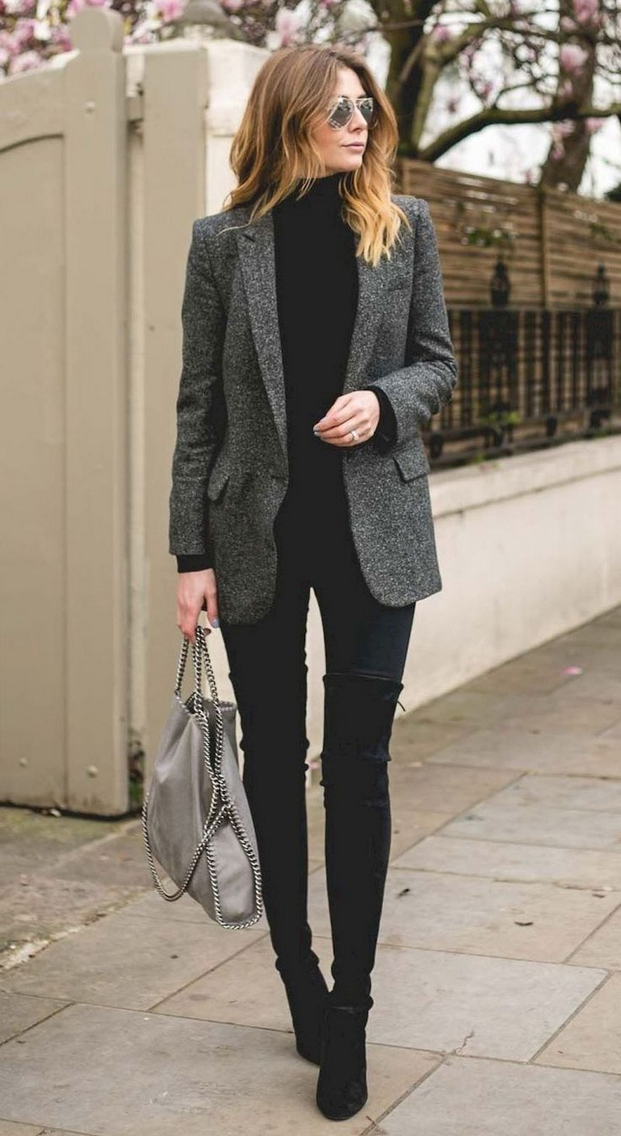 60+ the best work winter outfits ideas that make you more cool in this year 39