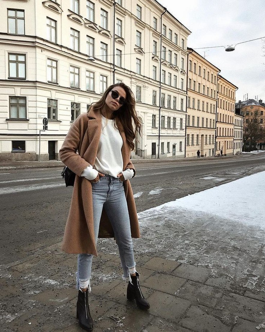 29+ basic outfit ideas every women should know for winter 7