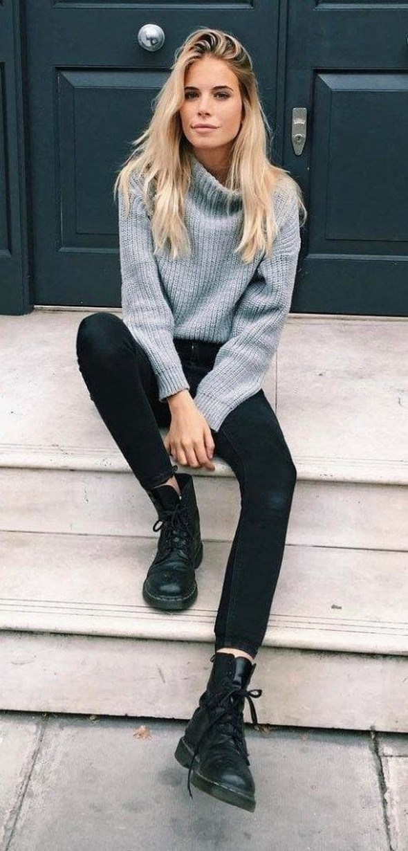 29+ basic outfit ideas every women should know for winter 13