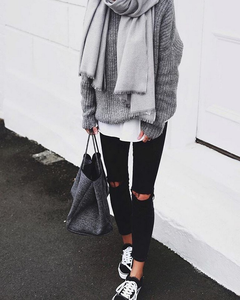 31+ trendy winter outfit ideas that women have to know 10