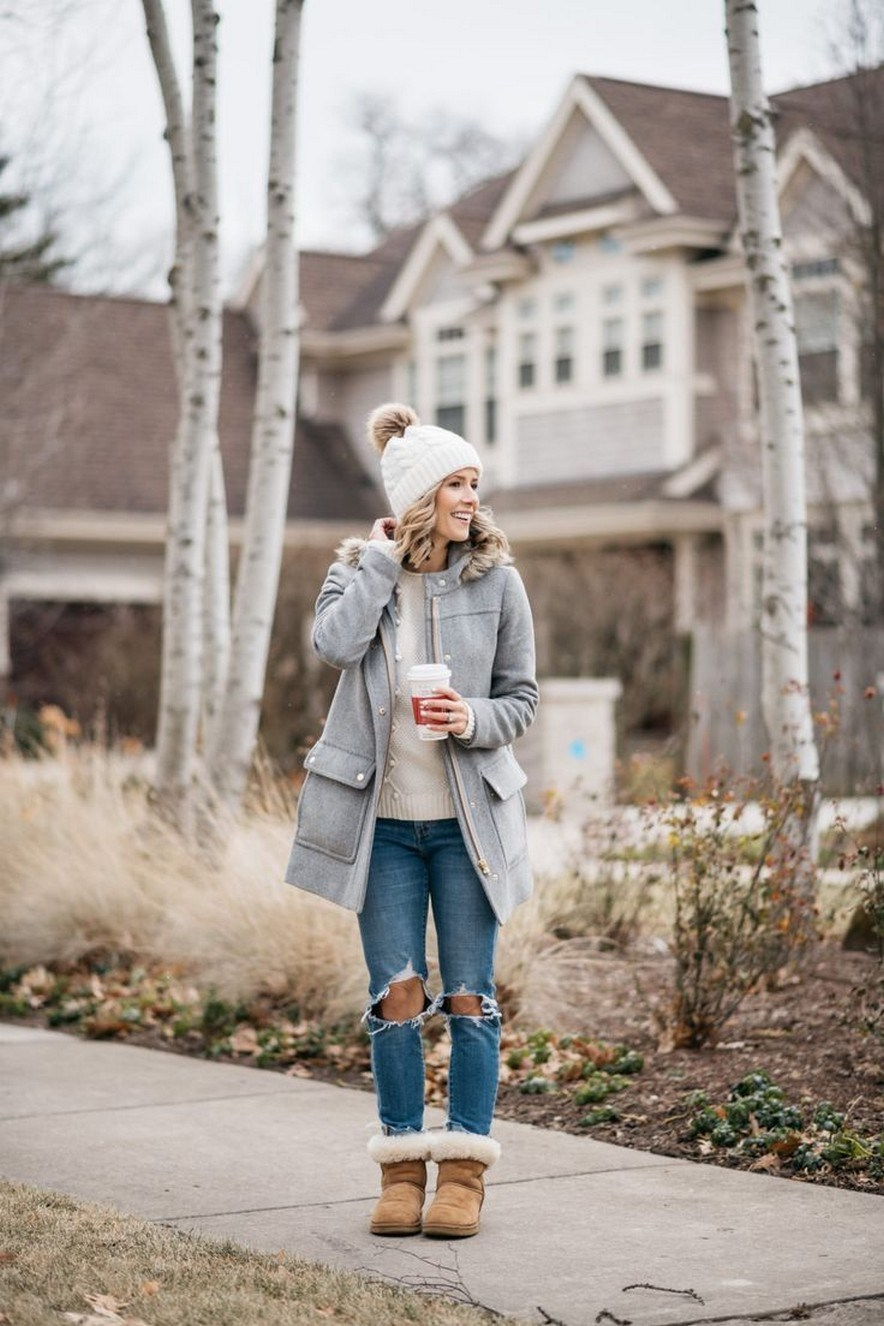 31+ trendy winter outfit ideas that women have to know 1