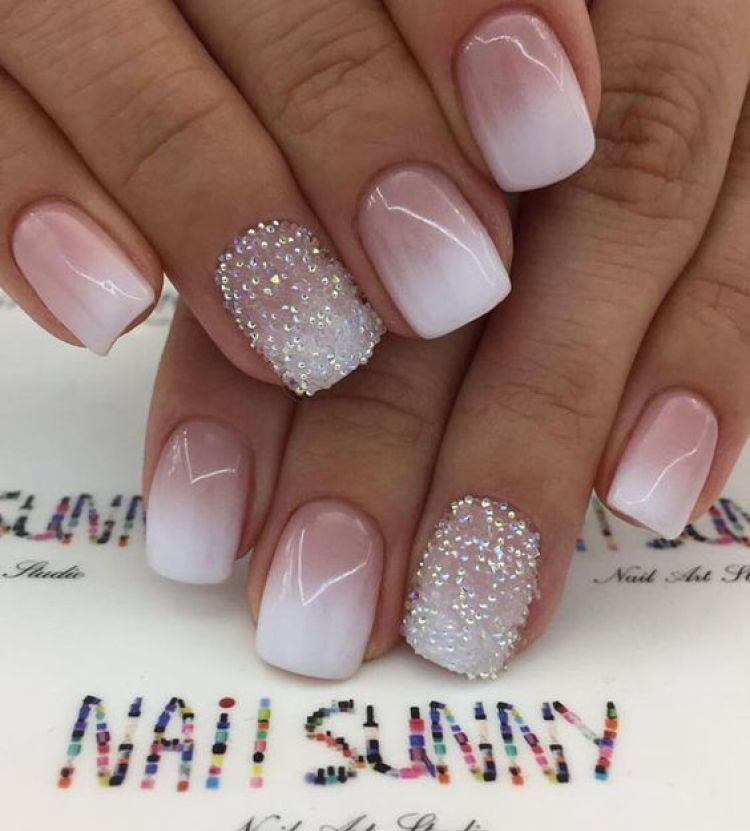 20 Ombre Nail Art Ideas You Can Copy This Winter Quotes Picture