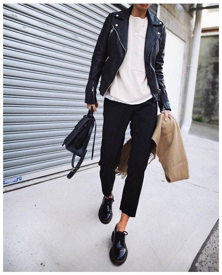 60+ minimalistic outfits for spring 61