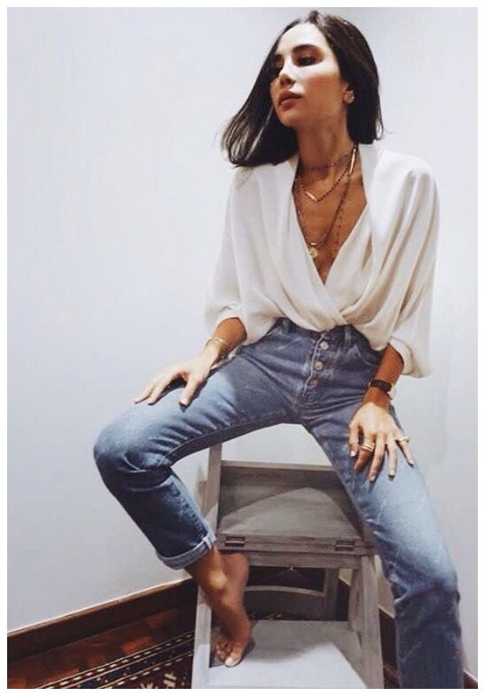 60+ minimalistic outfits for spring 6