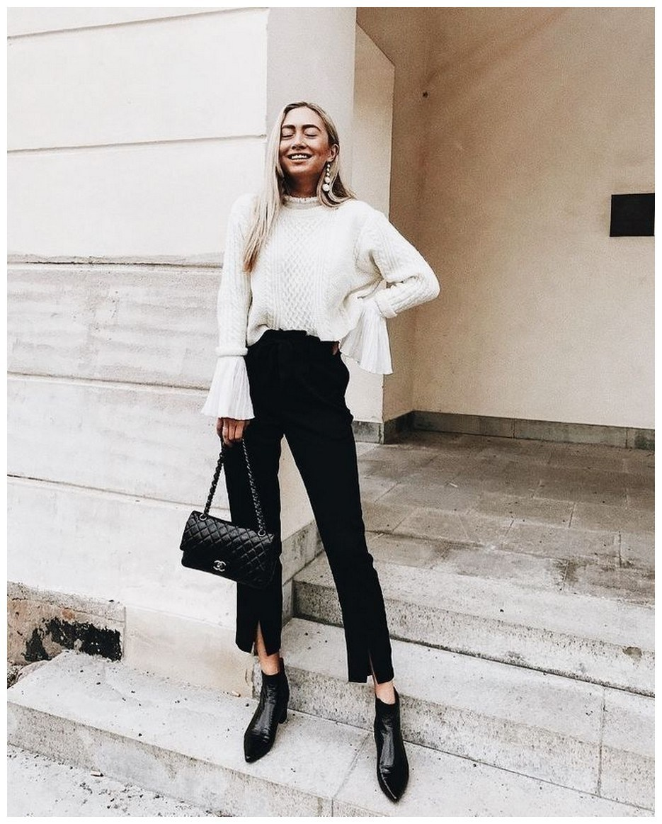 60+ minimalistic outfits for spring 43