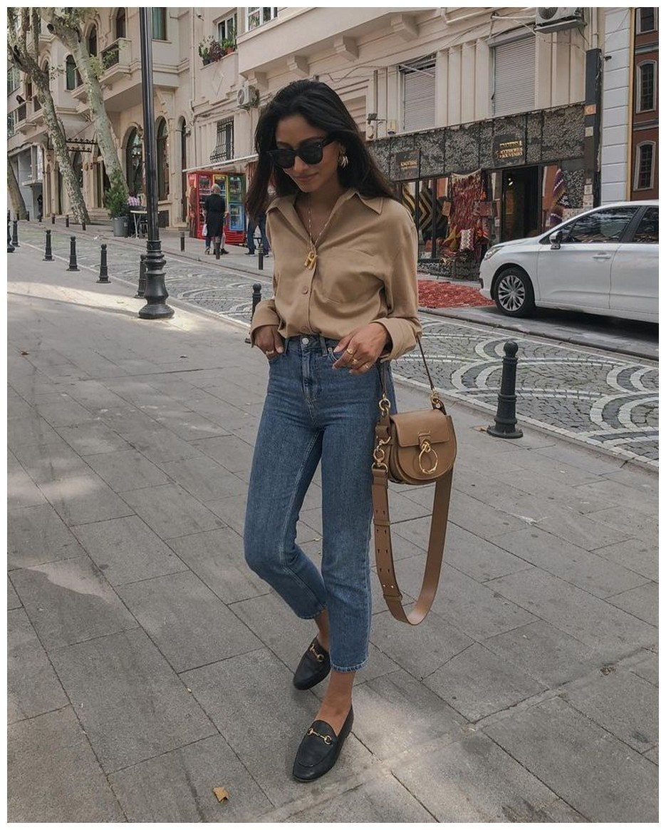 60+ minimalistic outfits for spring 38