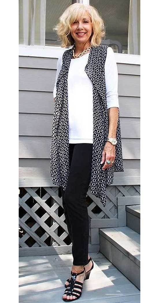 Teacher Outfits for Women Over 50