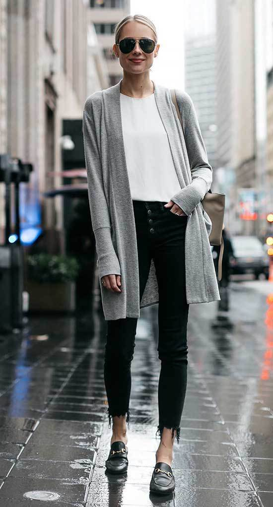 Black Outfits for Women Over 50
