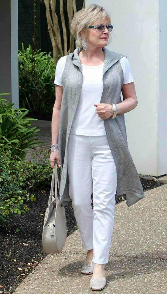 Daily Outfits for Women Over 50
