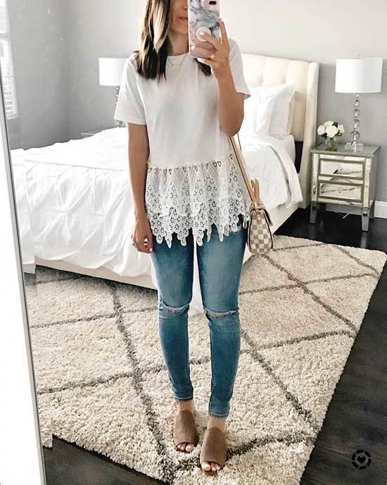Spring Dress Outfits
