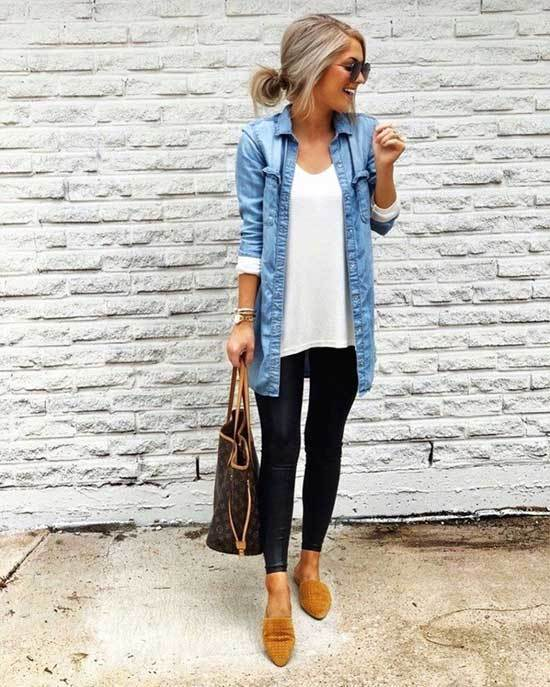 Modern Spring Outfits