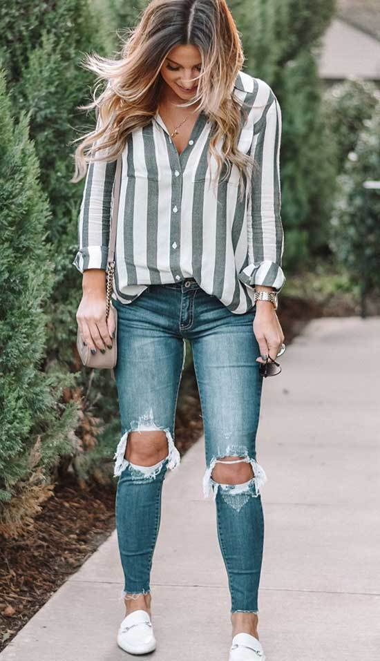Spring College Outfits