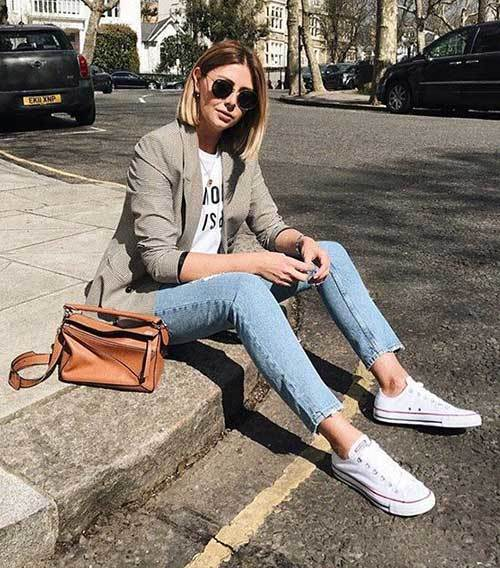 Casual Spring Outfits for Women