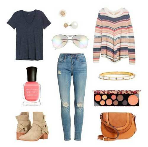 Cozy Spring Fashion Ideas