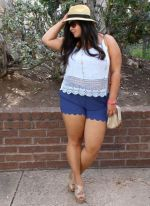 40 Trendy Summer Outfits Ideas For Plus Size Women