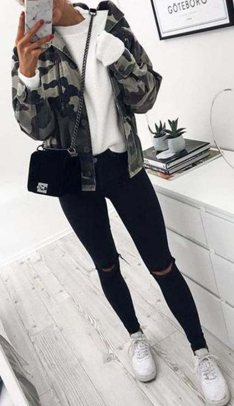Most Trending Spring Teenage Outfits Ideas