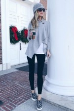 38 Best Winter Outfits Ideas With Leggings