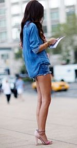 50 Lovely Denim Dressing Ideas For Summer