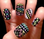 40 Cozy Aztec Nail Art Designs Ideas You Will Love
