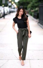 25 Best Cute Summer Pants Outfits Ideas