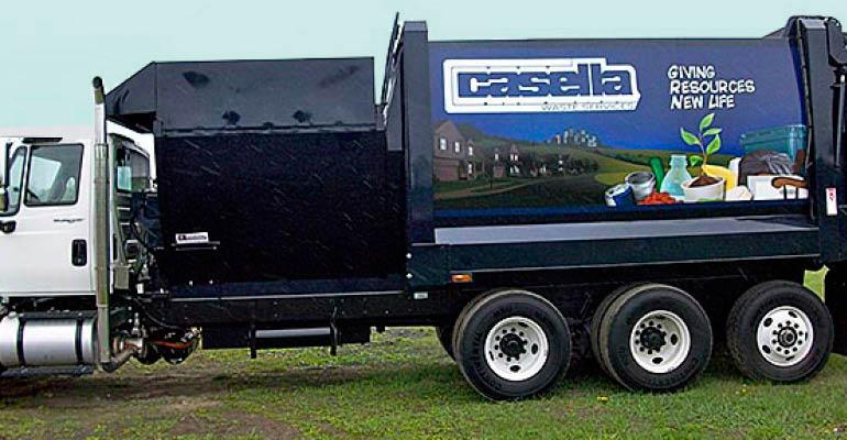 Casella Waste Systems Completes Two Acquisitions Waste360