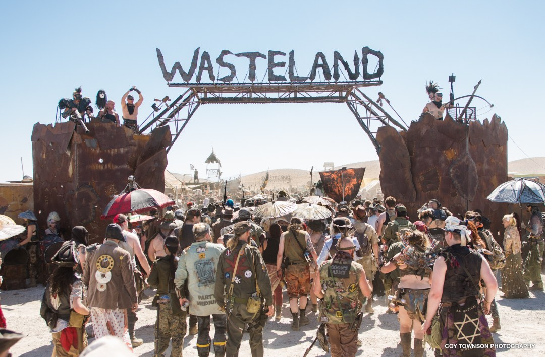 Image result for wasteland weekend 2018