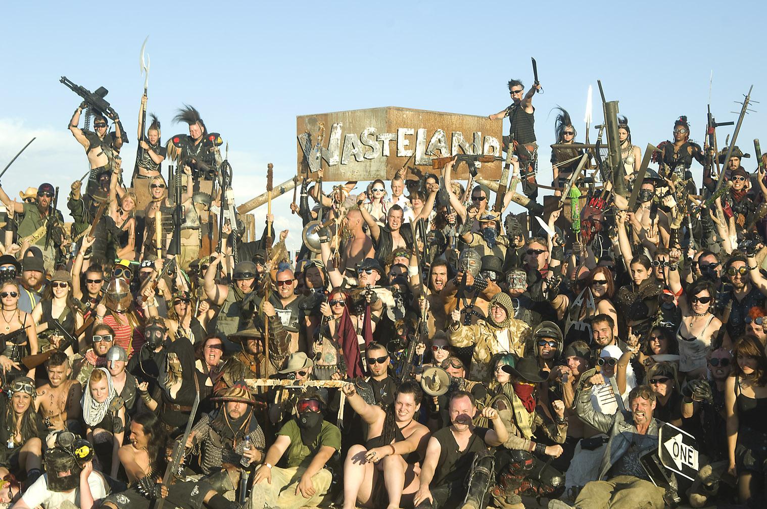 The Tribes Of Wasteland Weekend Wasteland Weekend