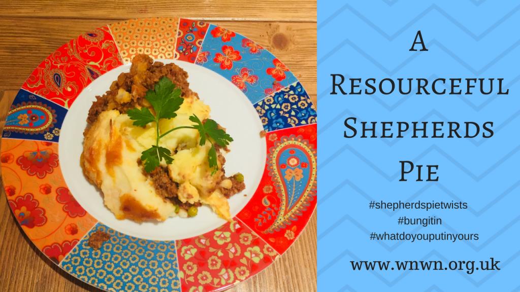 A Resourceful Shepherds Pie