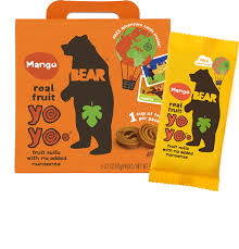 Bear Yo Yo Wrappers
