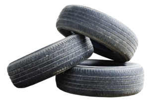 Recycle your appliances and tires in Black Hawk County.