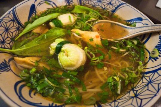 Vietnamees restaurant Chi Sing in Berlijn