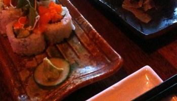 Japans restaurant Kagetsu; Hartenstraat, Amsterdam