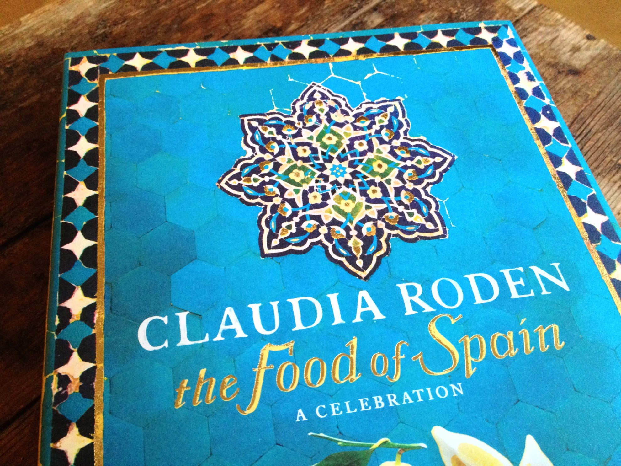 Claudia Roden The Food of Spain