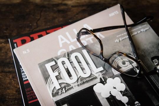 Eetlezen: Fool Magazine