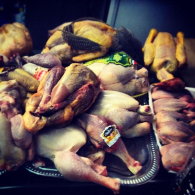 Lesmateriaal voor de kookcursus basistechnieken: gevogelte