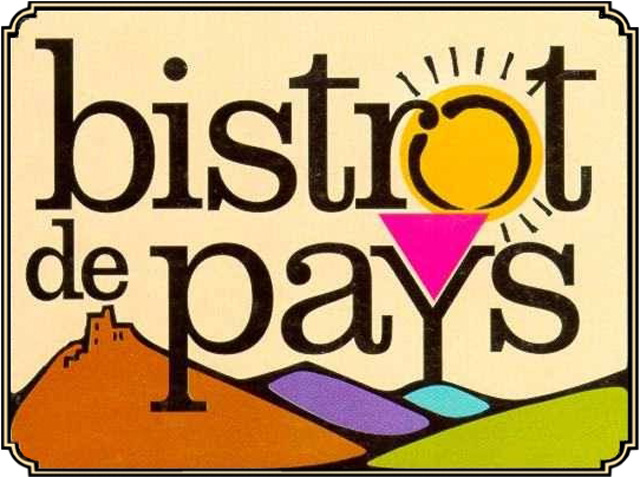 Bistrot de Pays: ontmoetingsplek in kleine Franse gemeentes. Voor ontbijt, lunch & diner. En als bakker, kiosk, kruidenier en postkantoor.