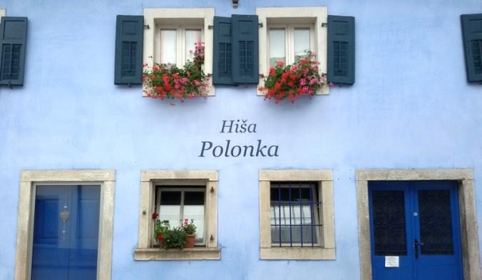 Hiša Polonka, de herberg van Valter Kramar