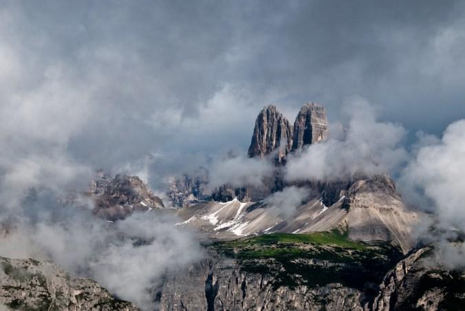 Wat aten zij - Dolomiti 07 - Drei Zinnen