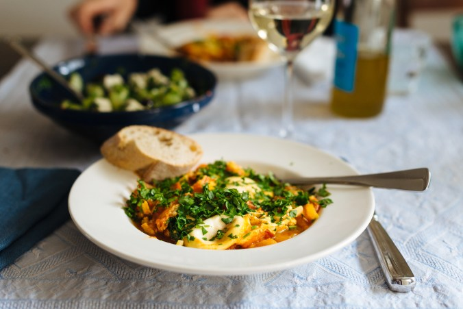 Shakshuka of menemen?