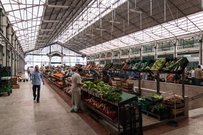 Lisboa: Mercado da Ribeira