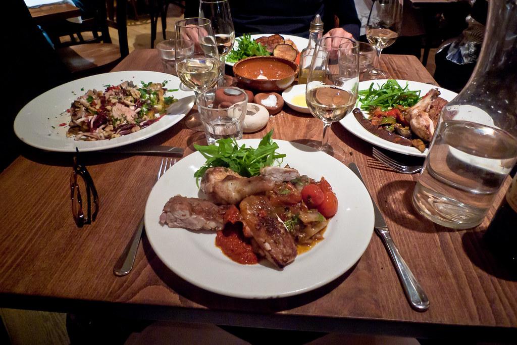 Restaurant Moro, London