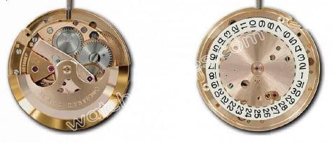 Omega 562 watch movement