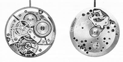 Tissot 27 B 21 watch movements