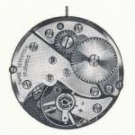 FHF ST 969 N watch movements