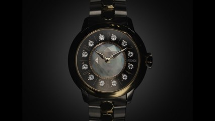 Fendi Timepieces presents Fendi IShine