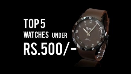 5 Coolest Watches for Men