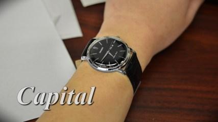 Orient Watch FUG1R002B9 UG1R002B Capital Men's Watches